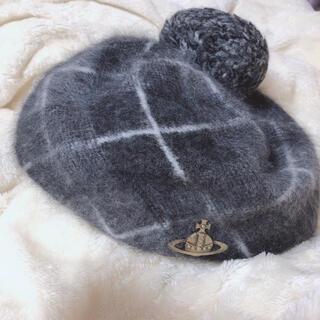 Vivienne Westwood - ヴィヴィアンウエストウッド ベレー帽 VivienneWestwood