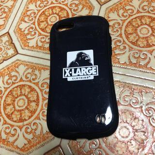 エクストララージ(XLARGE)のXLARGE iPhone7.8ケース(iPhoneケース)
