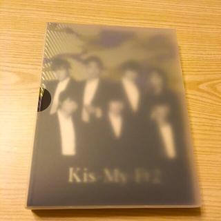 キスマイフットツー(Kis-My-Ft2)のキスマイ フォトブック フォトアルバム ジャニショ限定(アイドルグッズ)
