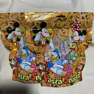 ディズニー(Disney)のディズニー パスタスナック 2袋セット(菓子/デザート)