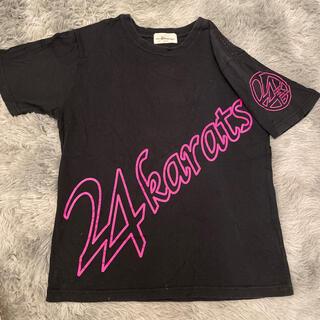 トゥエンティーフォーカラッツ(24karats)の24 Tシャツ(Tシャツ/カットソー(半袖/袖なし))