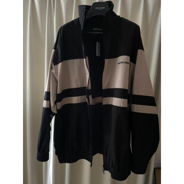 Balenciaga(バレンシアガ)の20aw バレンシアガ トラックジャケット44 トリプルs スニーカー メンズのジャケット/アウター(トレンチコート)の商品写真