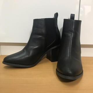 コウベレタス(神戸レタス)の神戸レタス ショートブーツ 美品(ブーツ)