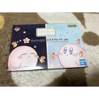 BANDAI - 一番コフレ カービィ  星のカービィ B賞 day&night コスメパレット