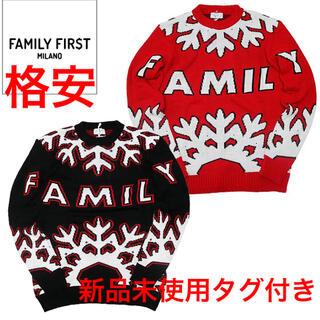 【格安】ファミリー ファースト ミラノ SWEATER XMAS(ニット/セーター)