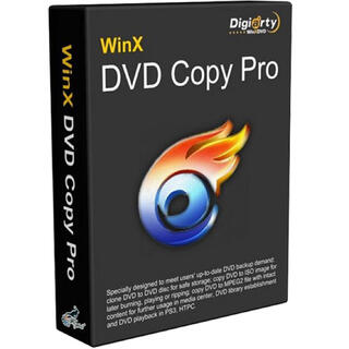【正規品】WinX DVD Copy Pro Ver 3.9.4 ライセンスキー(PC周辺機器)