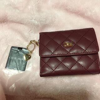 セシルマクビー(CECIL McBEE)のセシルマクビーの折り財布(財布)