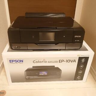 エプソン(EPSON)のスキャナ付きA3写真印刷対応プリンター EP-10VA EPSON(PC周辺機器)