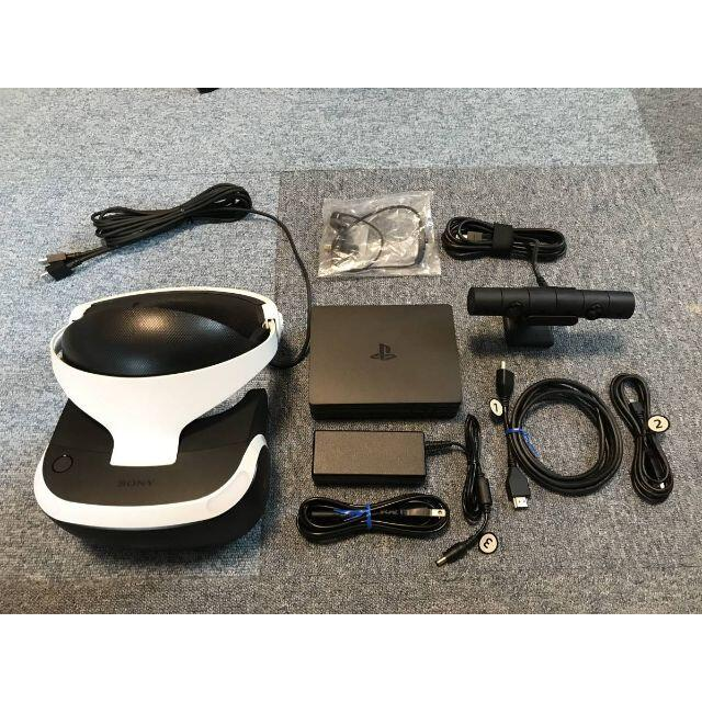 PlayStation VR(プレイステーションヴィーアール)のPS VR PS4 PlayStation VR Special Offer エンタメ/ホビーのゲームソフト/ゲーム機本体(家庭用ゲーム機本体)の商品写真
