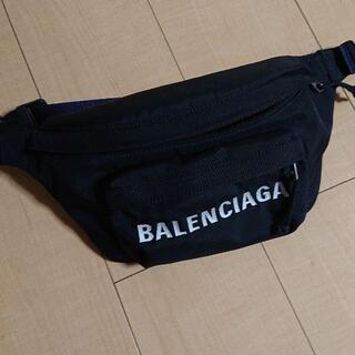 バレンシアガ(Balenciaga)のバレンシアガ ウォール ウエストバッグ(ウエストポーチ)