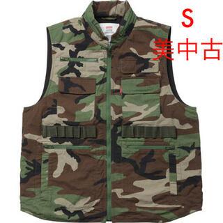 シュプリーム(Supreme)のSupreme Tactical Vest タクティカル ベスト 迷彩 カモ(ベスト)