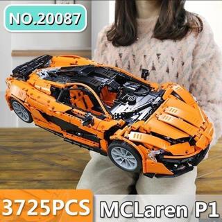 レゴ(Lego)のレゴ テクニック マクラーレン 互換品 Lepin(模型/プラモデル)