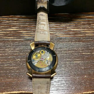 ガガミラノ(GaGa MILANO)のガガミラノ 腕時計マヌアーレ48(その他)