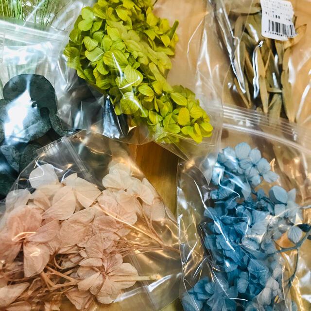 花材 ドライフラワー まとめ売り ハンドメイドのフラワー/ガーデン(ドライフラワー)の商品写真