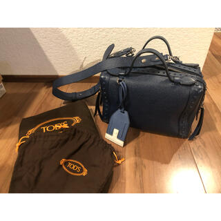 TOD'S - トッズ   GOMMINO ゴンミーニ バッグ