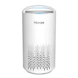 ホワイト 花粉・集塵重視 ホコリセンサー付きHimox 空気清浄機 花粉 ホコリ(空気清浄器)