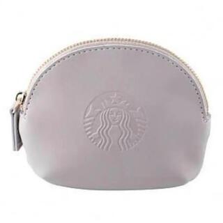 スターバックスコーヒー(Starbucks Coffee)の台湾スターバックス グレー コインケース 小銭入れ スタバ サイレン 財布(コインケース)