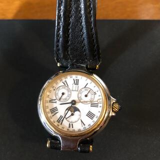 ダンヒル(Dunhill)のダンヒルミレニアム トリプルカレンダー ムーンフェイズ ボーイズサイズ(腕時計(アナログ))