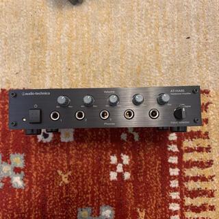 オーディオテクニカ(audio-technica)のaudio-technica AT-HA65(アンプ)