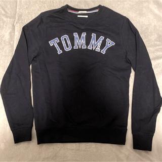 トミー(TOMMY)の【TOMMY JEANS】新品未使用!スウェット トレーナー メンズ XSサイズ(スウェット)
