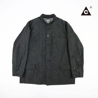 モンゴリアンチョップス グラデュエーター ブラック(ノーカラージャケット)