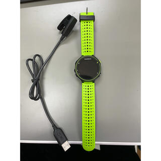 ガーミン(GARMIN)のガーミン 235J GARMIN ForeAthlete(腕時計(デジタル))