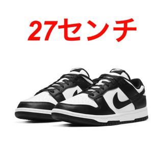 ナイキ(NIKE)の27 nike dunk low ナイキ ダンク(スニーカー)
