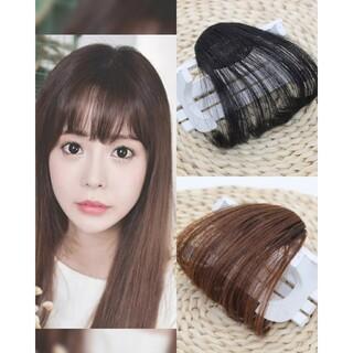 前髪ウィッグ 韓国 ヘアメイク(前髪ウィッグ)