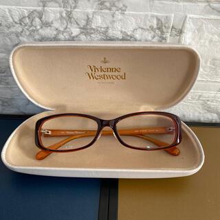 ヴィヴィアンウエストウッド(Vivienne Westwood)のVivienne Westwood 伊達メガネ(サングラス/メガネ)