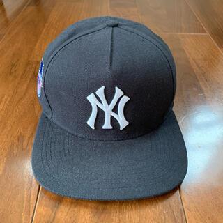 シュプリーム(Supreme)のSupreme newyork yankees cap 47brand(キャップ)