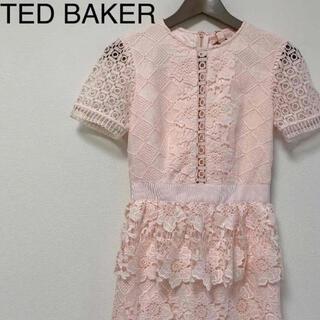 テッドベイカー(TED BAKER)のテッドベイカー ワンピース 新品(ミニワンピース)
