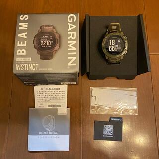ガーミン(GARMIN)のガーミン ビームス 別注(腕時計(デジタル))