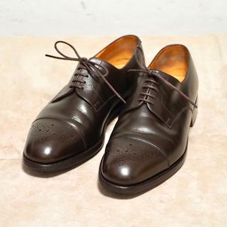 ジェーエムウエストン(J.M. WESTON)のJ.M. Weston 6/E ウェストン ストレートチップ ダービー(ドレス/ビジネス)