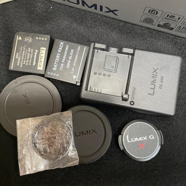 Panasonic(パナソニック)のパナソニック LUMIX DMC-GF3X スマホ/家電/カメラのカメラ(デジタル一眼)の商品写真