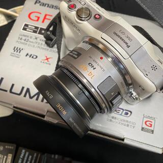 パナソニック(Panasonic)のパナソニック LUMIX DMC-GF3X(デジタル一眼)