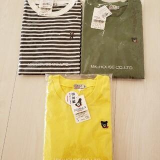 ダブルビー(DOUBLE.B)の⭐️ミキハウス ダブルB 130.140⭐️(Tシャツ/カットソー)
