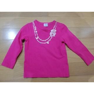ハッカベビー(hakka baby)のハッカベビー トップス 女の子 90(Tシャツ/カットソー)