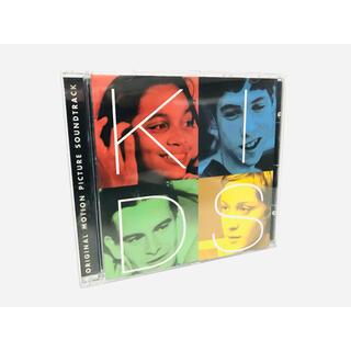 【新品同様】映画『KIDS/キッズ』サントラCD/希少/廃盤/ラリークラーク(映画音楽)