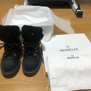 モンクレール(MONCLER)のMONCLERブーツ(ブーツ)