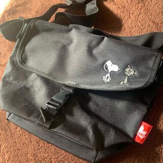 ロゴス(LOGOS)のスヌーピー ファーロン  メッセンジャーバッグ(メッセンジャーバッグ)