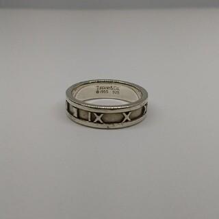 ティファニー(Tiffany & Co.)のティファニー アトラス シルバーリング 約21号(リング(指輪))