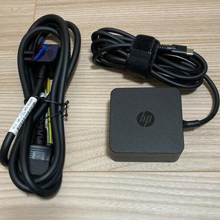 ヒューレットパッカード(HP)のHP Spectre ACアダプター(PC周辺機器)