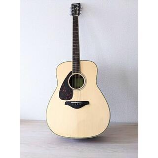 ヤマハ(ヤマハ)の【アコギ 左利き用】YAMAHA FG820L(アコースティックギター)
