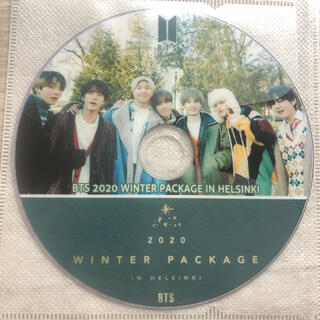 ボウダンショウネンダン(防弾少年団(BTS))のBTS ウィンパケ 2020 DVD(その他)