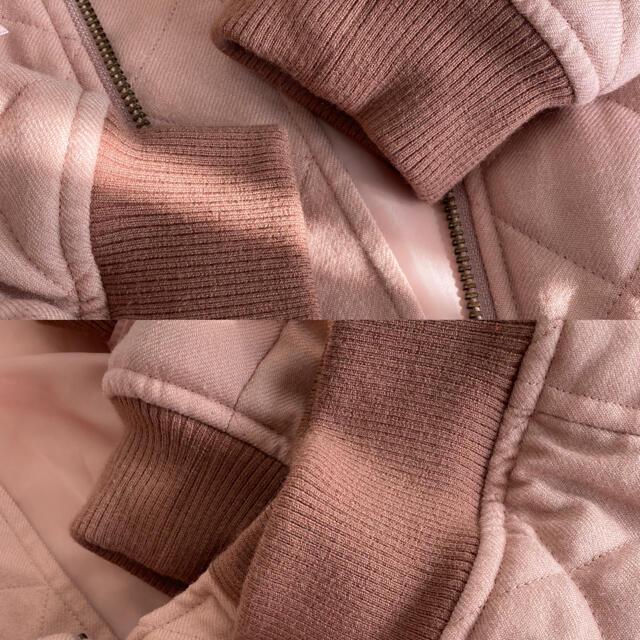 PINK HOUSE(ピンクハウス)の【週末限定値下げ】ピンクハウス キルティング ブルゾン サイズM レディースのジャケット/アウター(ブルゾン)の商品写真