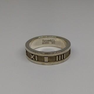 ティファニー(Tiffany & Co.)のティファニー アトラス シルバーリング 約19号(リング(指輪))