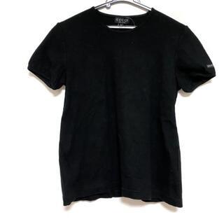 グッチ(Gucci)のグッチ 半袖カットソー サイズL レディース(カットソー(半袖/袖なし))