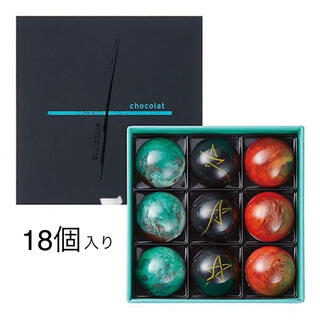 パトリックロジェ ドームアソート18個入り(菓子/デザート)