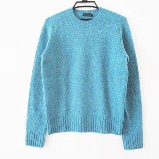 プラダ(PRADA)のプラダ 長袖セーター サイズ46 S メンズ -(ニット/セーター)