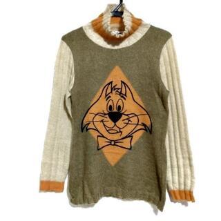 カステルバジャック(CASTELBAJAC)のカステルバジャック 長袖セーター 42 L -(ニット/セーター)
